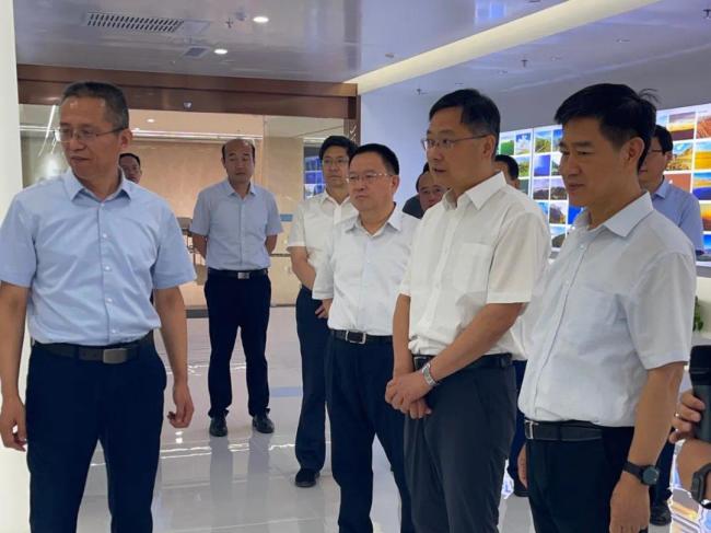 马晓磊到淄博高新区调研,强调发挥高新区在引领全市发展中的排头兵作用