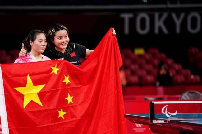 单日狂揽16金!中国残奥金牌榜奖牌榜第一,总奖牌数破百