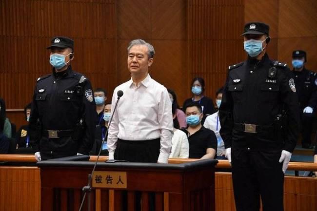 河北省原副省长李谦一审被判有期徒刑十三年