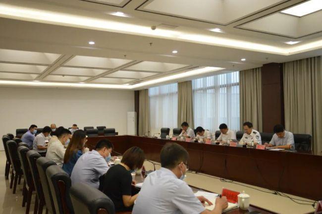 淄博高新区打击治理电信网络新型违法犯罪,全力打好三年攻坚战第一仗