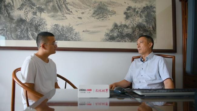 能吃苦、敢吃亏、讲奉献——专访济南市楹联艺术家协会秘书长谷长勇