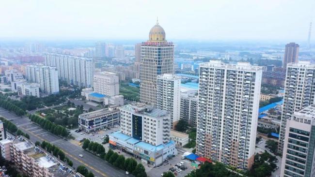"""枣庄高新区打造高质量跨越式发展的""""红色引擎"""""""