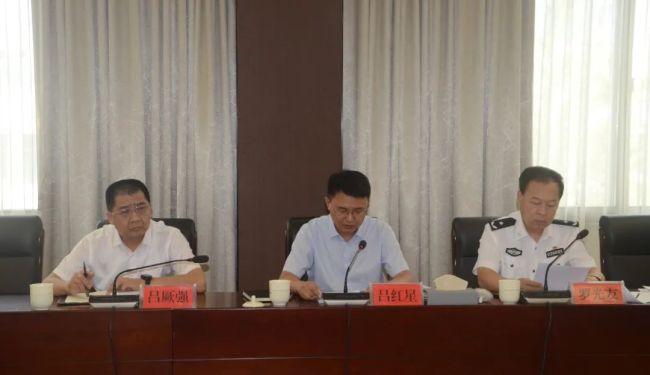 淄博高新区打造全市乃至全省的市域社会治理品牌,为市域社会治理考核争光添彩