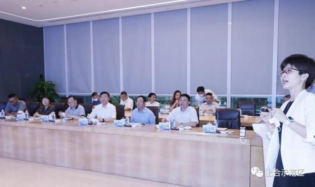 刘建军带队赴深圳、北京考察走访,诚邀各企业共享上合机遇、共谋开放发展