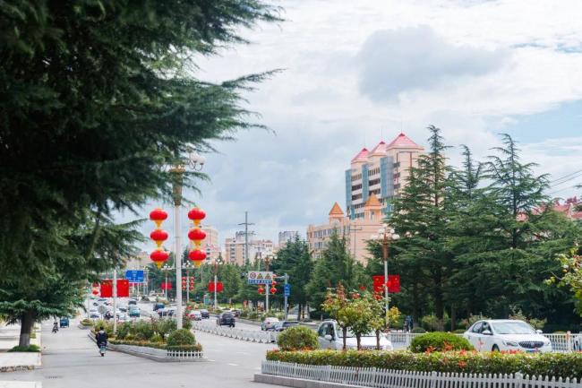 这就是山东·威海丨乳山将创城作为提升完善城市服务功能重要抓手,以文明底色勾勒城市发展精神画卷