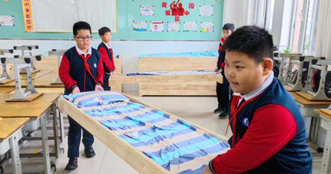 加大财政支持力度,潍坊潍城区中小学全实现在校免费午休