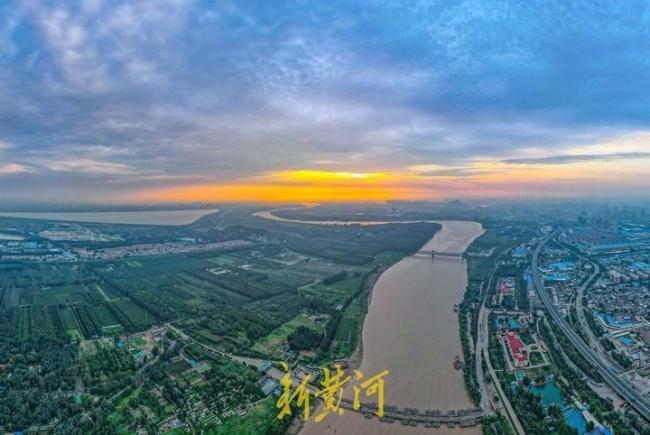 """黄河重大国家战略纲要四次点名济南,新增长极赛道上已是""""领头羊"""""""