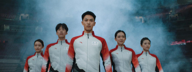 水墨轻岚,科技创新——北京冬奥会和冬残奥会制服装备炫彩亮相
