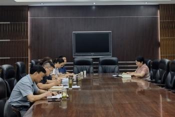 镇坪县委统战部召开专题组织生活会