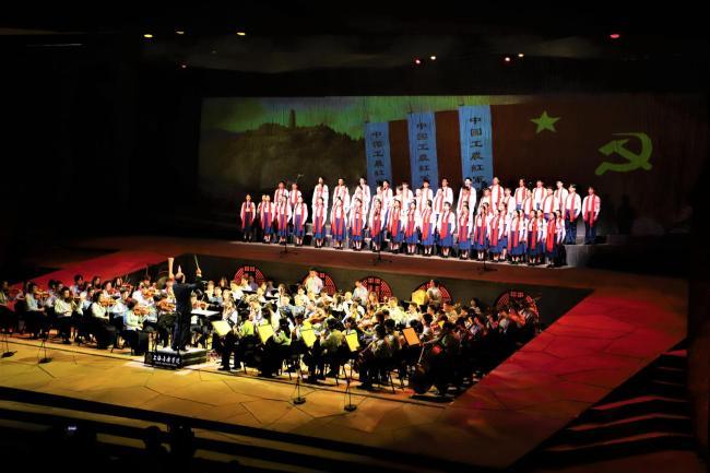 唱响红色圣地延安!上海音乐学院新时代版《长征组歌》来喽
