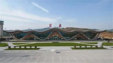 安康富强机场至紫阳县大巴开通