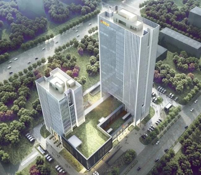 沣西新城10个项目获省级文明工地称号