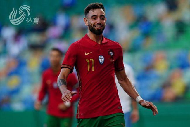 B费2射1传!葡萄牙4-0以色列