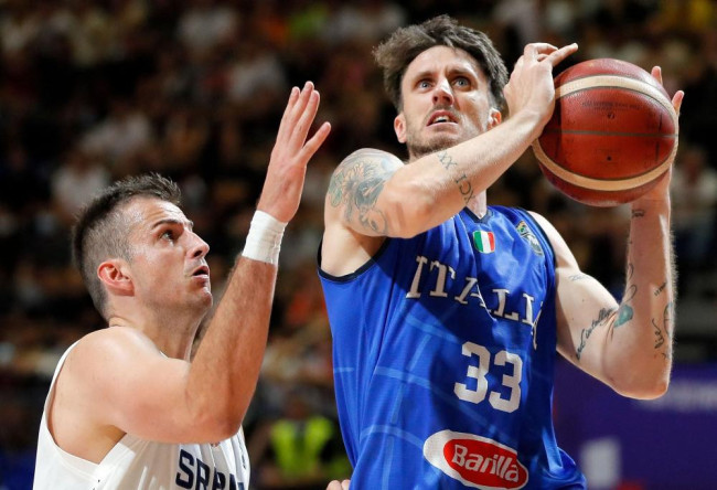 曼尼恩24分 意大利102-95塞尔维亚进奥运正赛