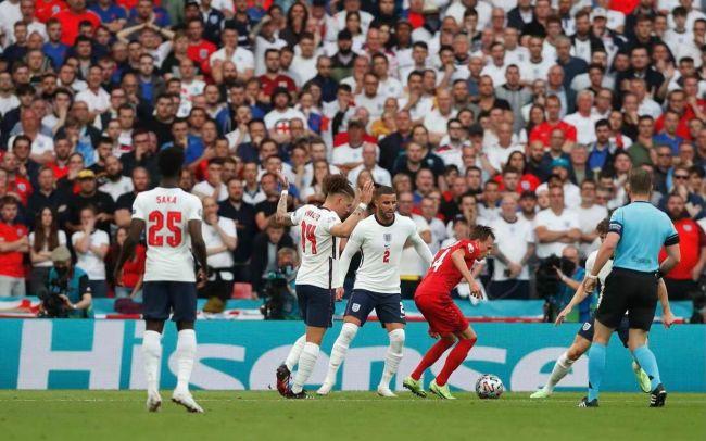 英格兰首进欧洲杯决赛,将与意大利争冠