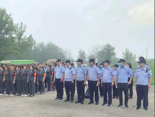 潞州区法院联动执行助力生态文明