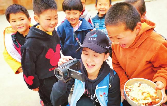山西省青少年发展基金会——汇聚公益力量 播撒志愿种子