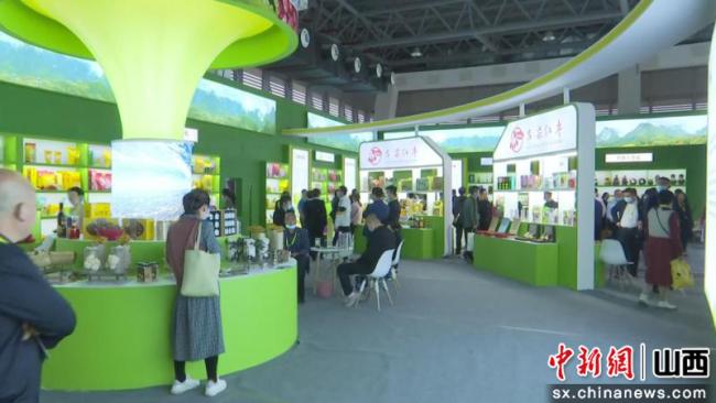 山西交城县:品牌引领拓市场 绿色转型庆丰收