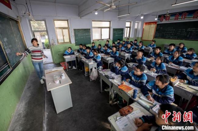 关注山西新绛灾后重建:29所中小学校今日同步复学