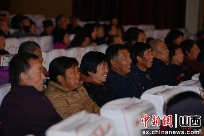 长治上党区振兴小镇:重阳文化旅游节 传递浓浓敬老情