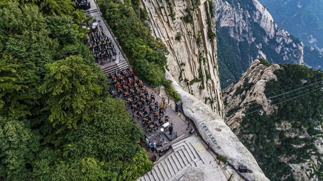 稳中有进、繁荣向好——走进陕西文旅发展的亮丽风景