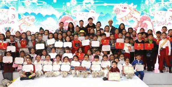 2021第六届国际少儿模特明星盛典西藏直推赛在拉萨举行