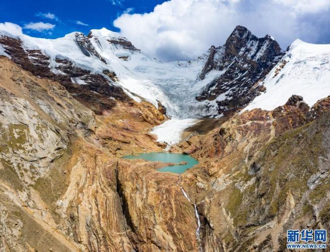 雅拉香布雪山