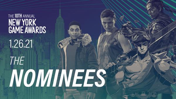 第十届纽约游戏大奖提名 《FF7:重制版》获得5项提名