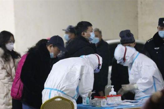 黑龙江新增确诊病例43例 新增无症状感染者31例
