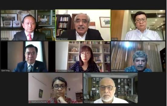 印度负担不起和中国打全面战争 我们该怎么做?