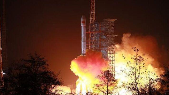 我国成功发射天通一号03星 中国航天发射迎来2021年开门红