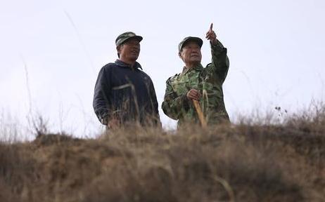 退休少将回乡种树18年,205万株树都是他的兵