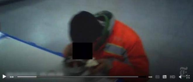 """外媒口中新疆的""""拘留营""""画面曝光,居然是……"""