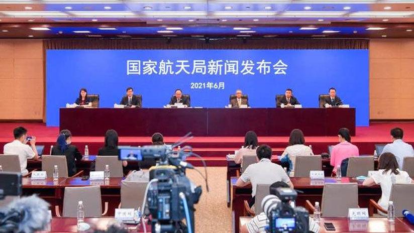 国家航天局:天问一号实现中国航天史的6个首次