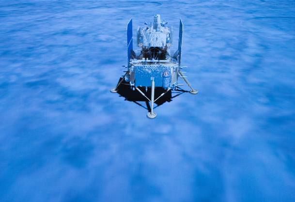 嫦娥五号成功落月!