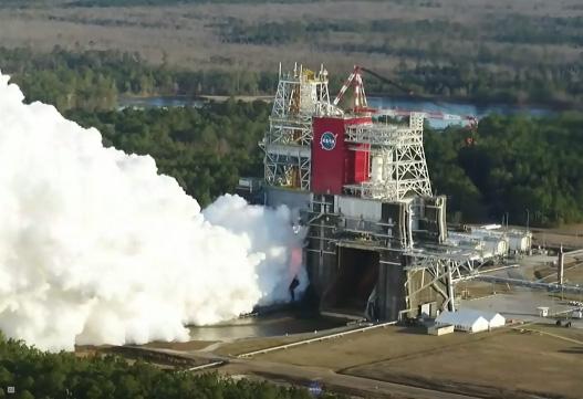 NASA登月计划遭沉重打击 试验过程中自动关机
