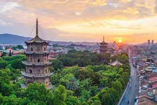 泉州申遗成功,涵盖多所寺院、佛塔