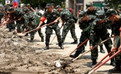 郑州清淤排涝 恢复重建