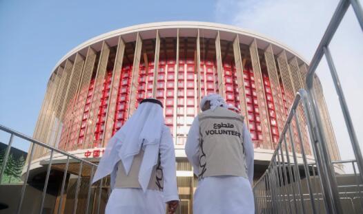 迪拜世博会中国馆试运营