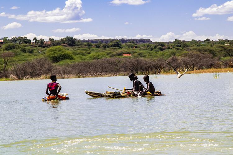 肯尼亚洪水数千人受灾