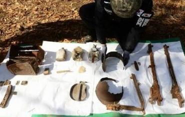 大量在韩志愿军烈士遗骸搜寻鉴定细节曝光